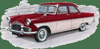 Ford Zodiac Mk 2