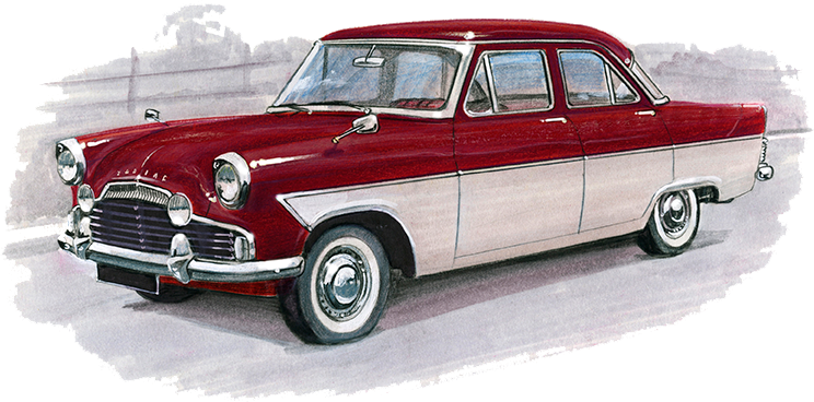 Ford Zephyr and Zodiac | UK Classic Cars