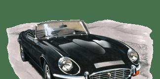 Jaguar E-Type (XKE) Series III