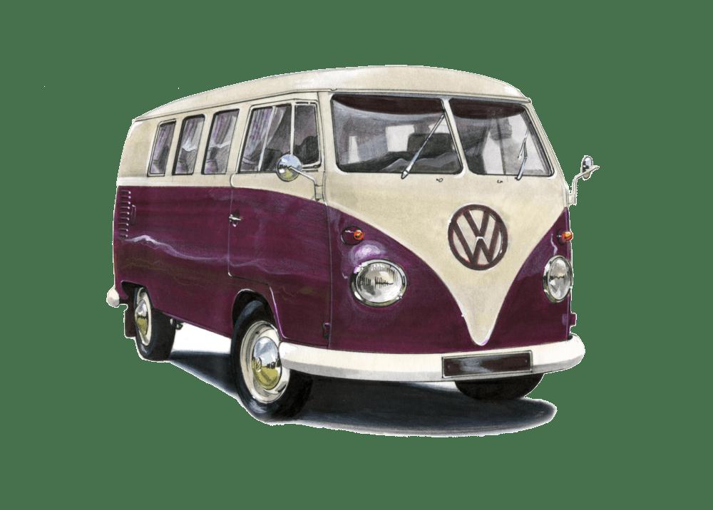 VW Campervan T1